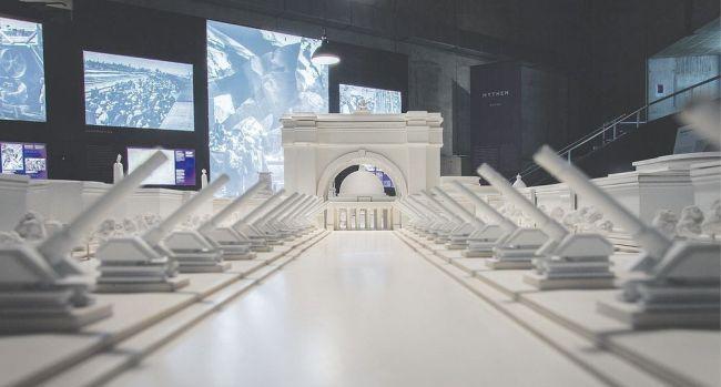 Schwerbelastungskörper, dovada planului megalomanic a lui Hitler de a reconstrui Berlinul