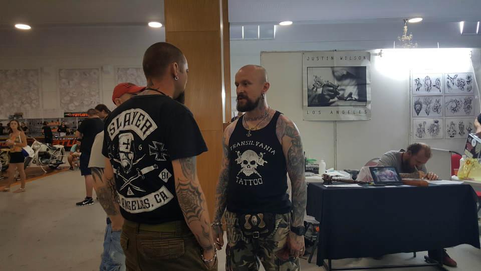 Cel mai tatuat şi mai modificat om din lume, Emilio Gonzalez