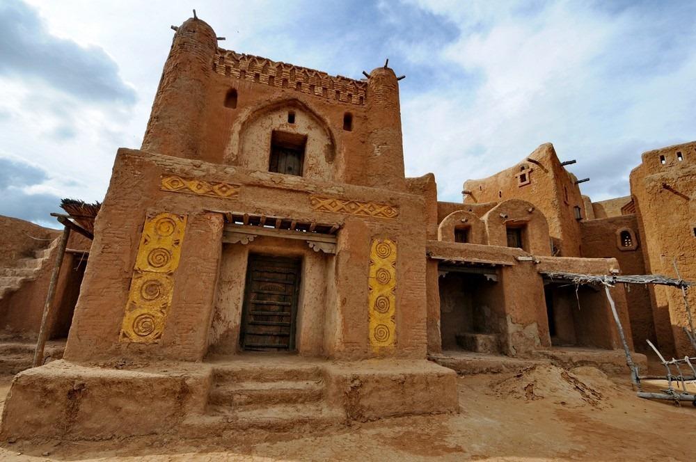Vechiul oraş antic, Sarai Batu a fost reconstruit
