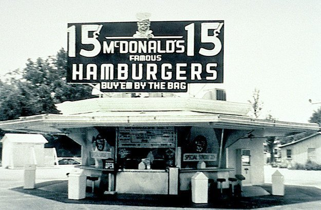 Primele restaurante fast-food din lume