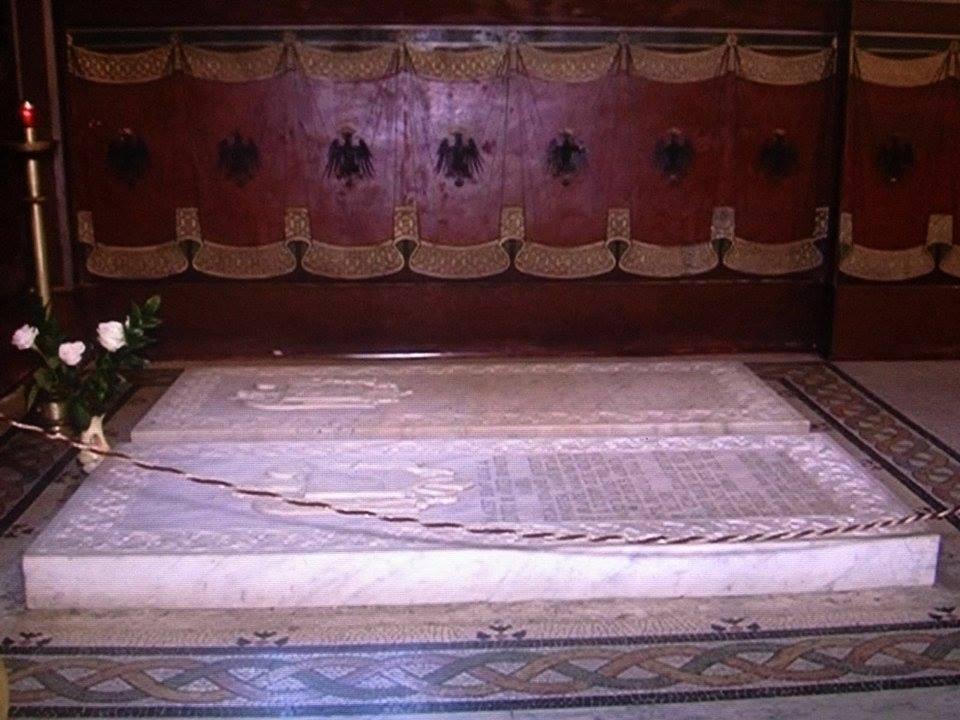 Lucrările la Catedrala Episcopală şi Regală continuă. Lăcaşul va fi inaugurat în cadrul înmormântării alteţei sale regina Ana