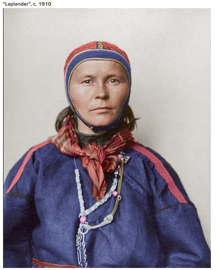 Imigranţi în SUA, fotografii restaurate după 100 de ani