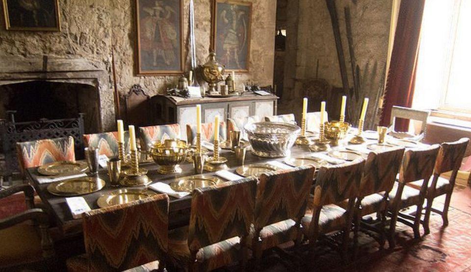 Castelul Chillingham a fost martorul multor războaie, orori şi torturi