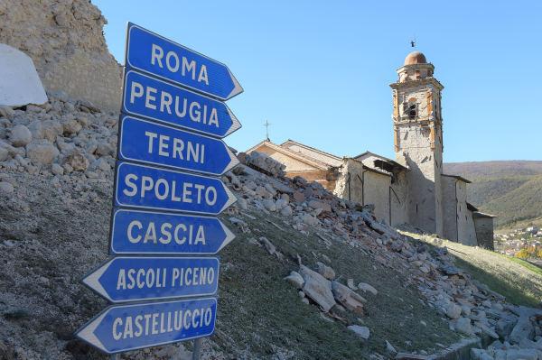 Cutremurul devastator de 6,5 grade din Italia