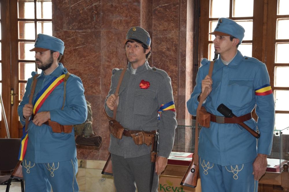 Garda de la Alba Iulia a fost reînfiinţată, aceasta va asigura paza oraşului