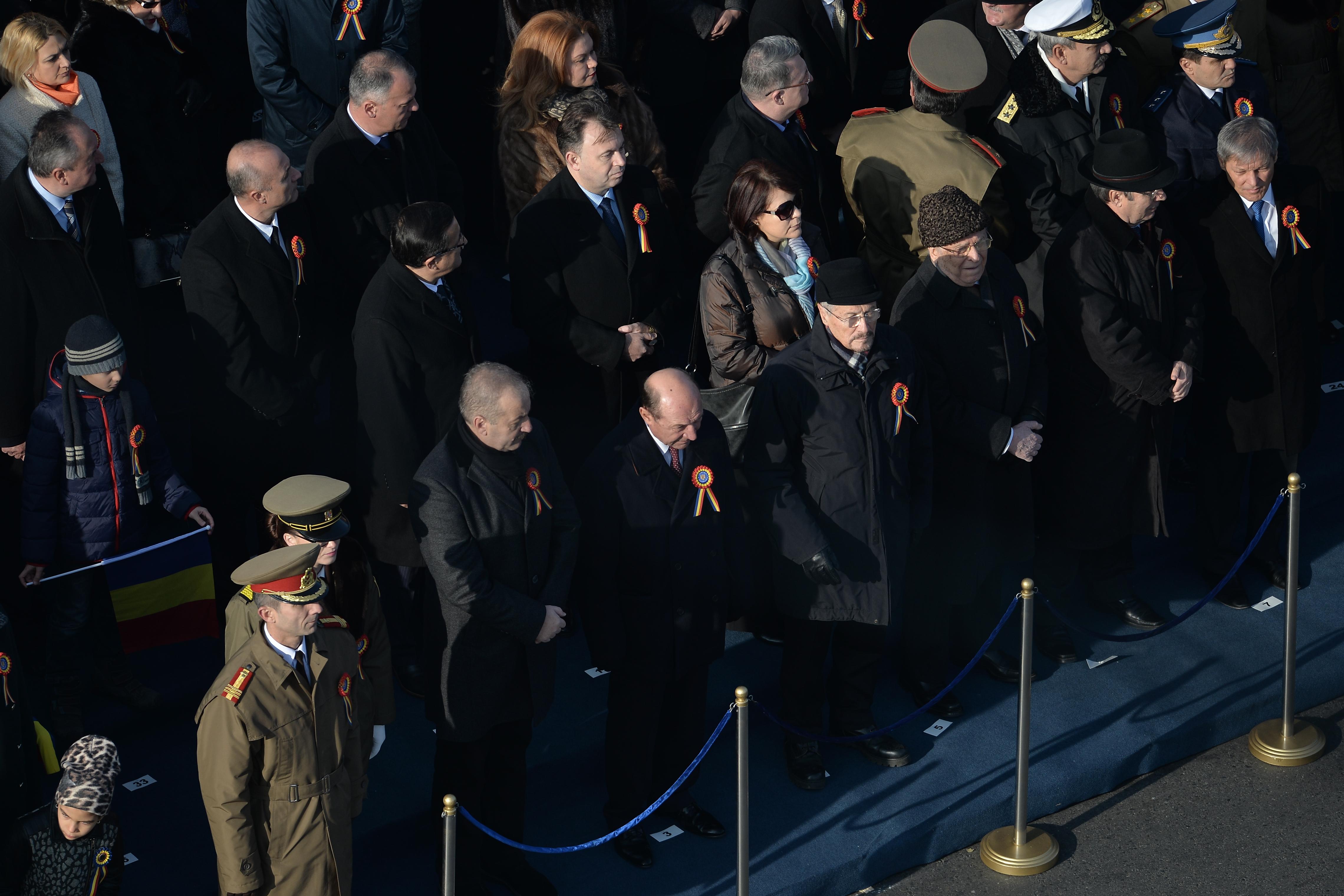 1  decembrie 2016, Ziua Naţională a României, în imagini