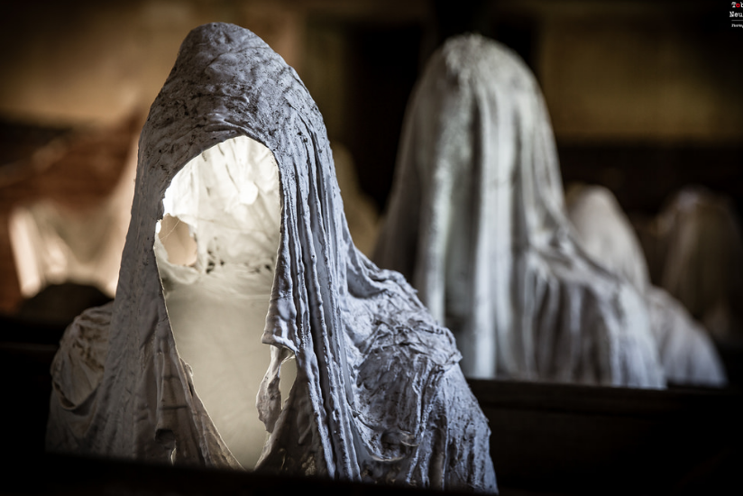 Fantomele bisericii Sf. Gheorghe din Lekova