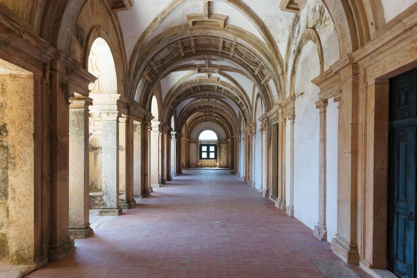 Convento de Cristo, castelul medieval construit de Papă pentru Cavalerii Templieri