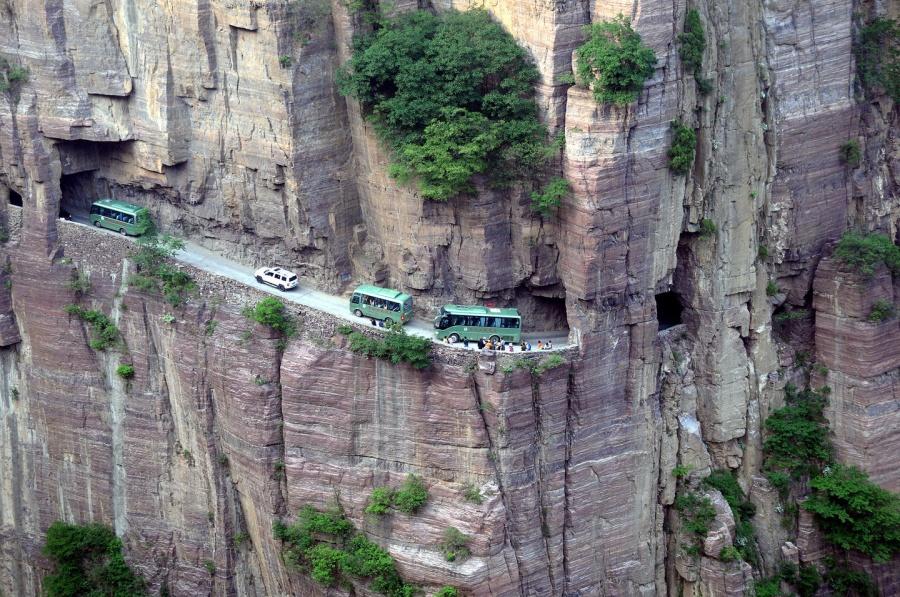 Cele mai periculoase şosele din lume