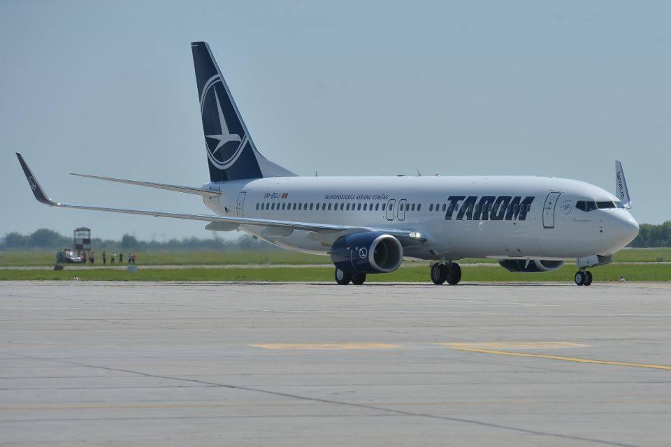 Cum arată noile avioane Tarom