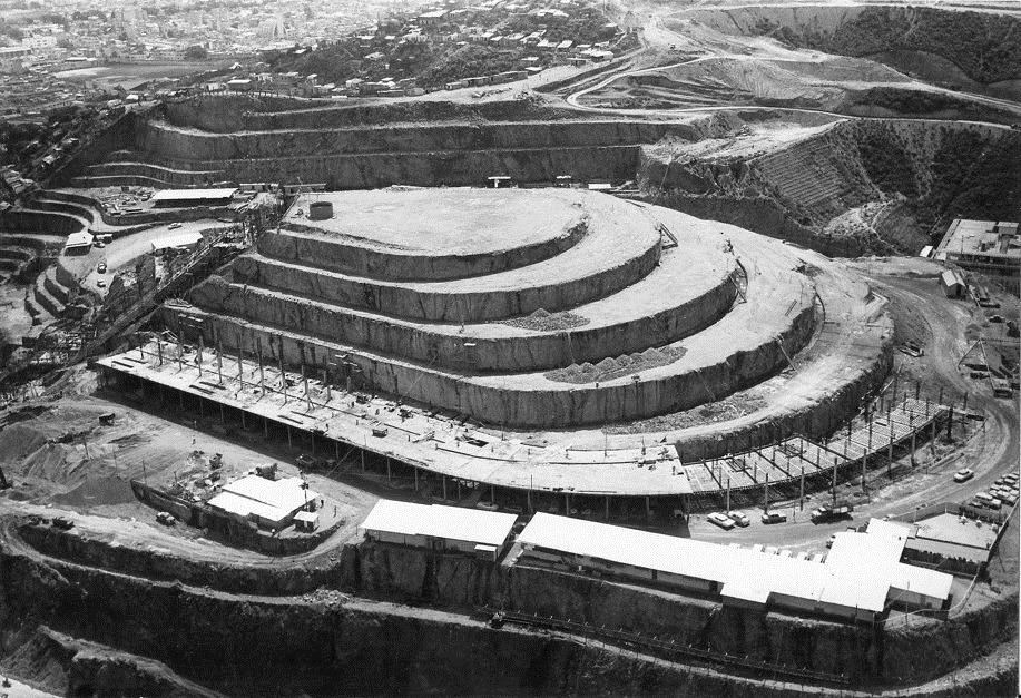 El Helicoide, proiectul arhitectural impresionant transformat într-o închisoare