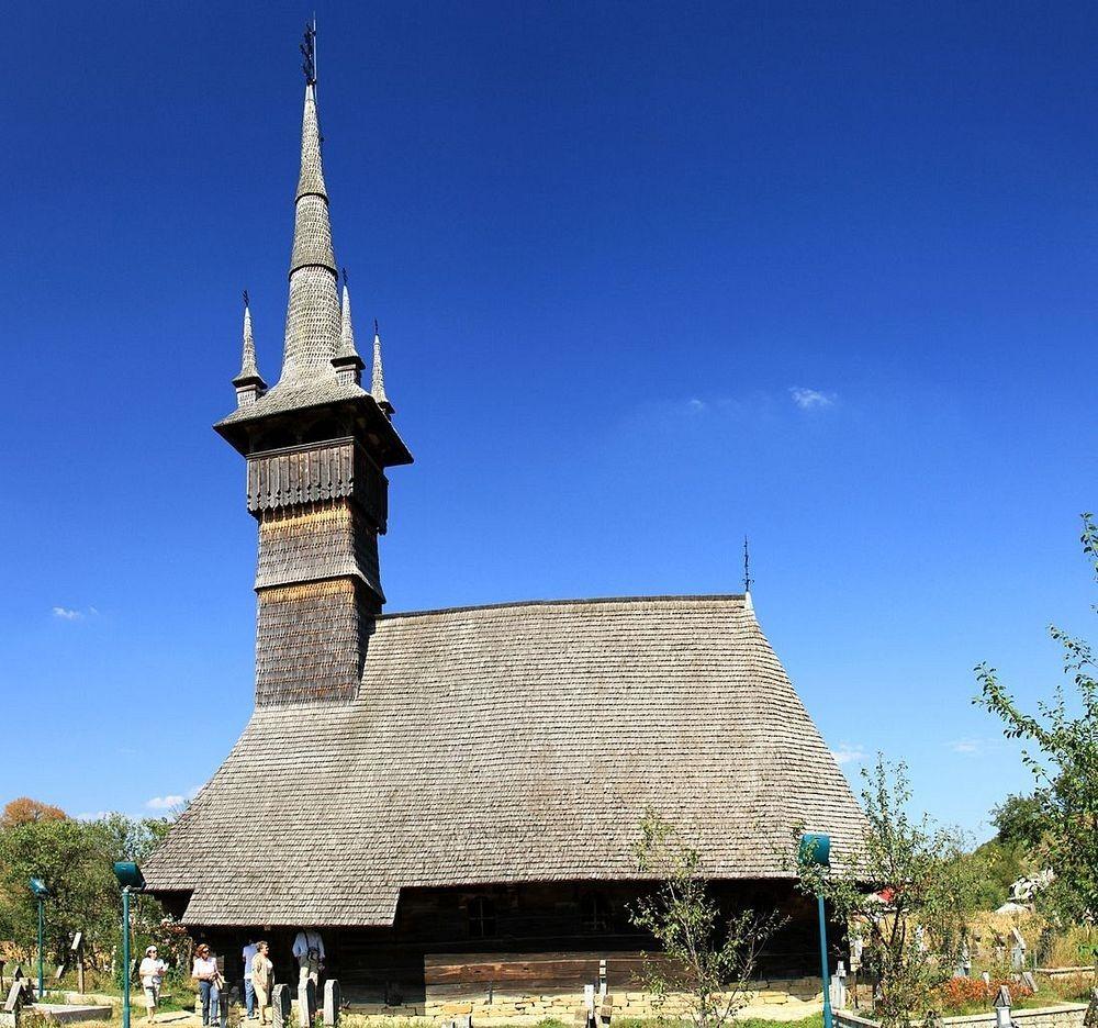 Bisericile din România renumite la nivel internaţional