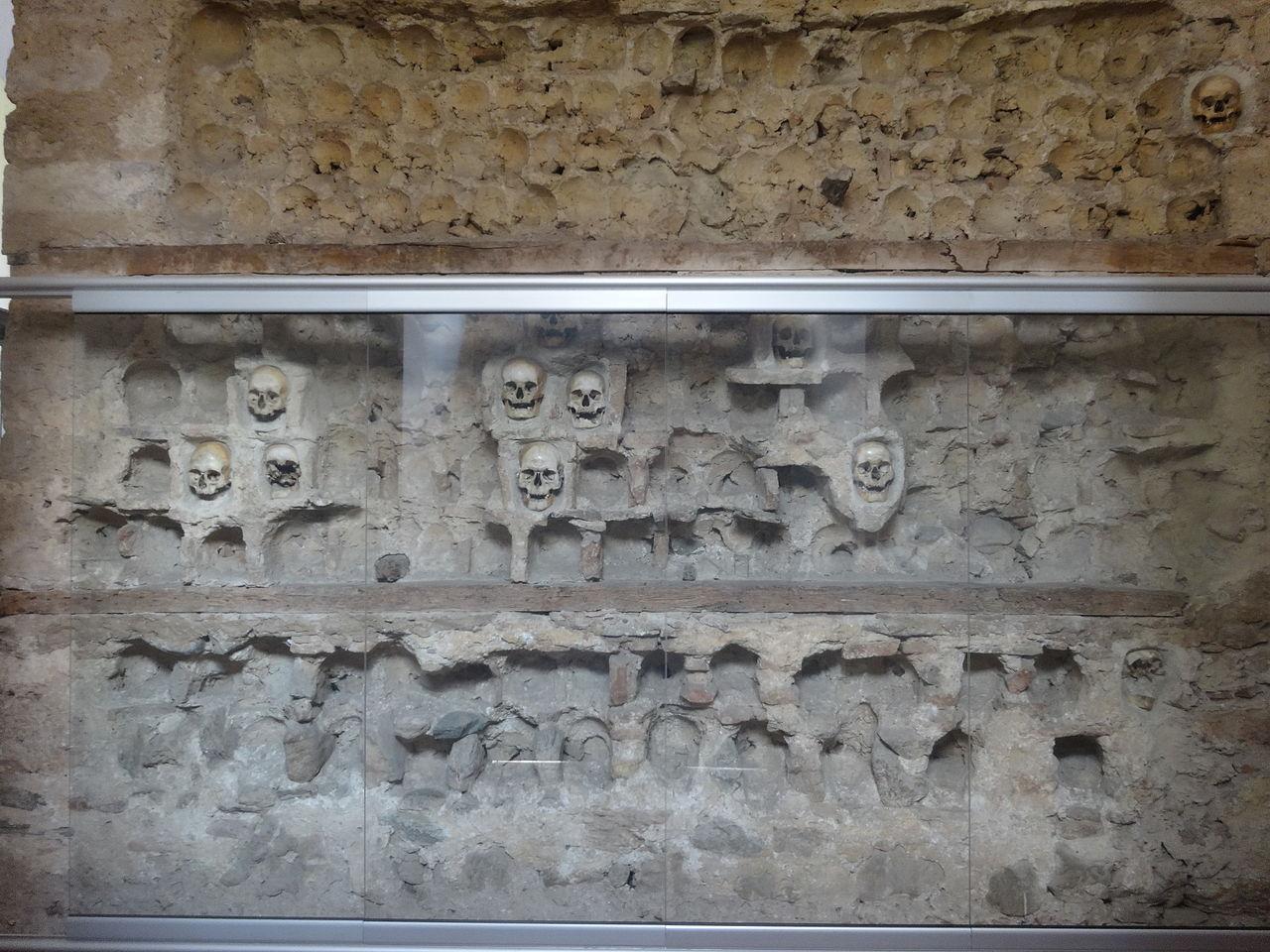 Turnul din Nis, monumentul din Serbia construit cu aproape 1.000 de cranii