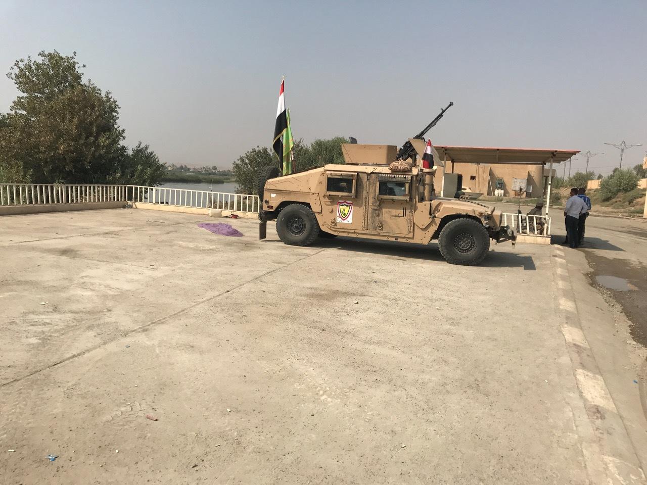 Medicul român care s-a oferit voluntar în Irak, tratând refugiaţi răniţi de gloanţe şi explozii