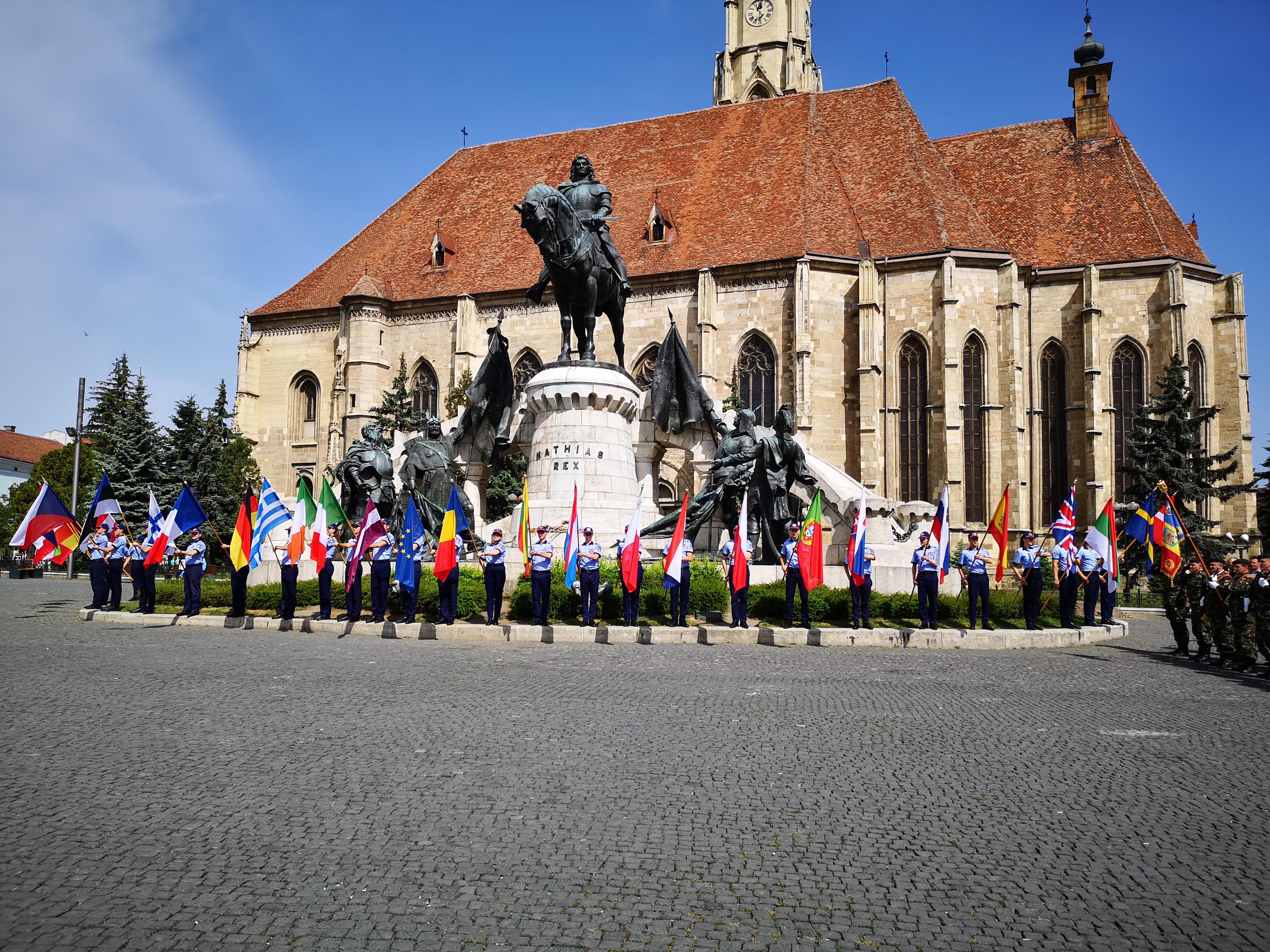 Ziua Europei 2018 - Foto: Mediafax