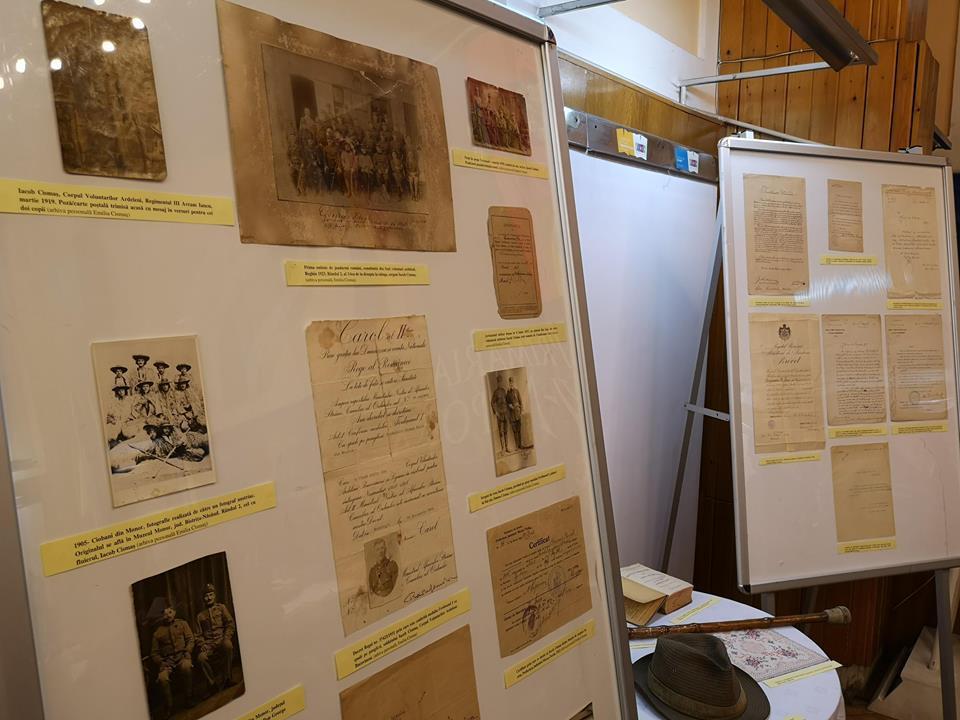 Expoziţie cu ocazia Centenarului la Cluj: bastonul, pălăria şi batistele cu monogramă ale lui Iuliu Maniu