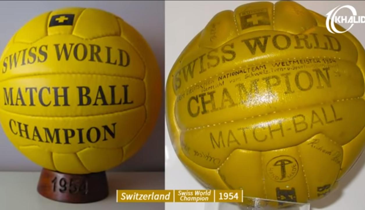 Evoluţie mingiei din cadru Campionatului Mondial de Fotbal
