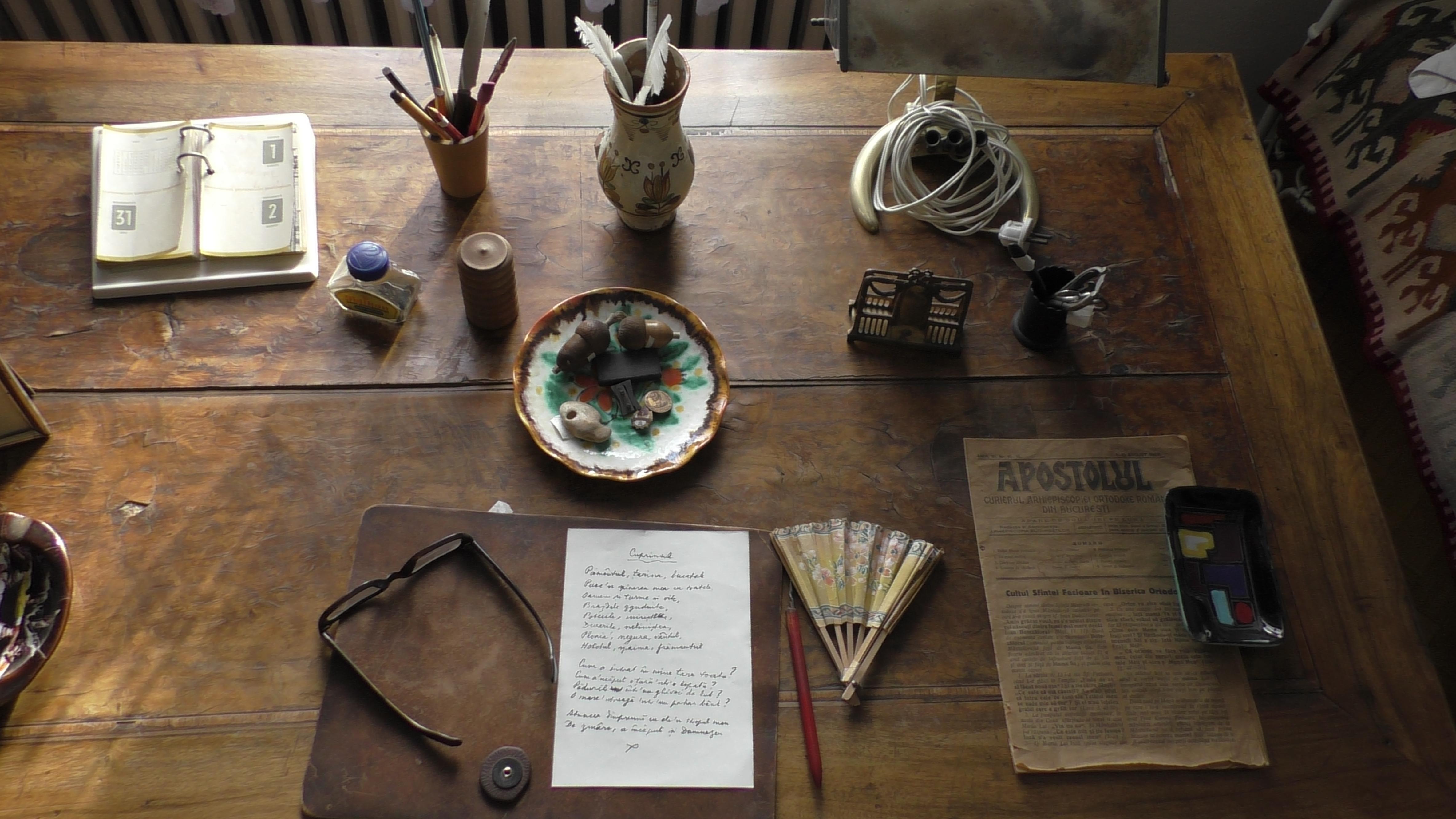 Casa memorială ''Mărţişor'' - Tudor Arghezi
