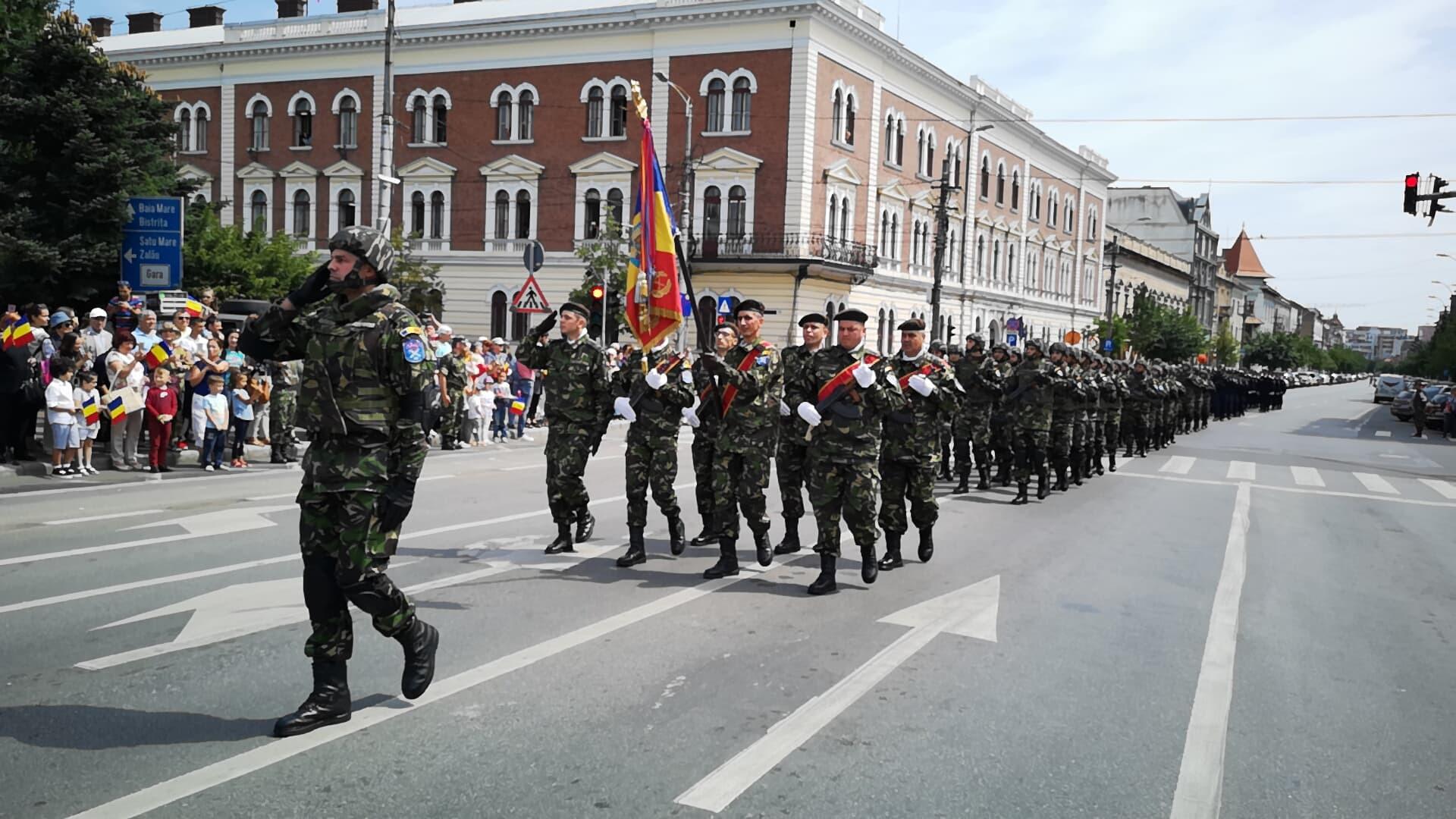 Ziua tricolorului la Cluj Napoca