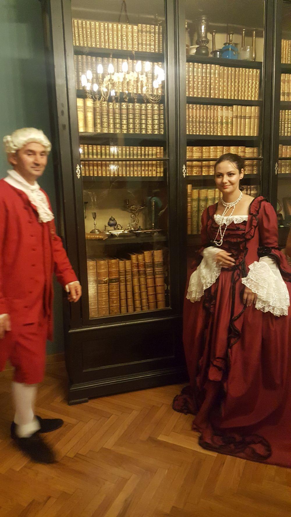 Muzeul Brukenthal din Sibiu, cu ocazia zilei Baronului Transilvaniei
