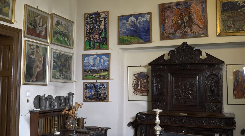 Colecţia Ligia şi Pompiliu Macovei