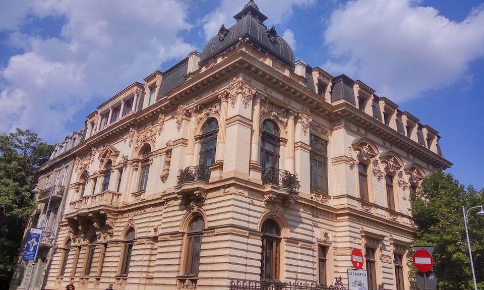 Casa Ghica - Grădişteanu