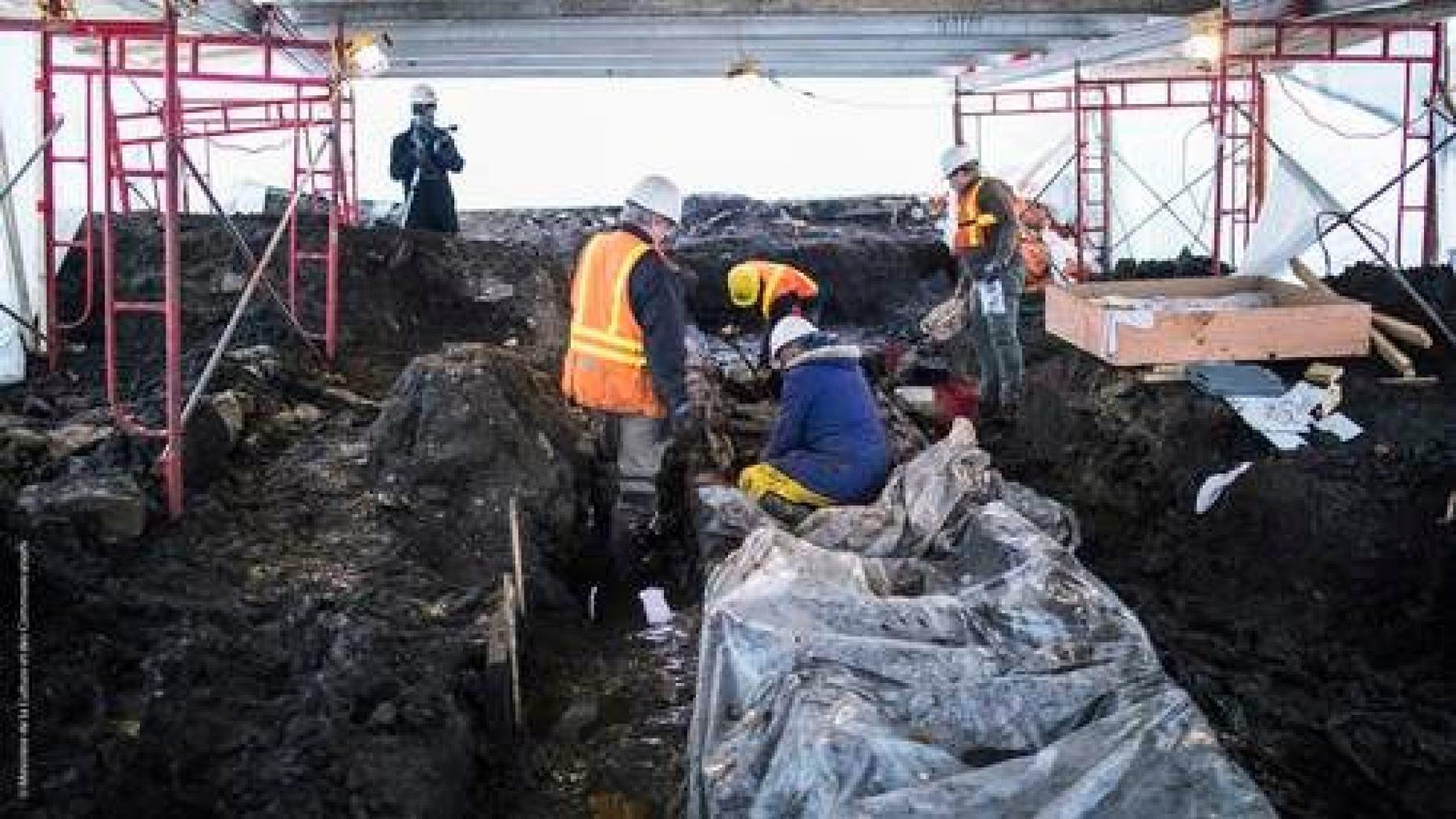 Fortificaţie franceză descoperită în Quebec
