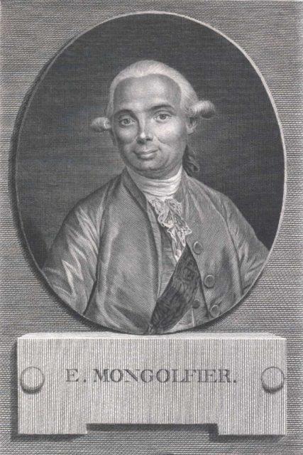 Fraţii Montgolfier, inventatorii balonului cu aer cald