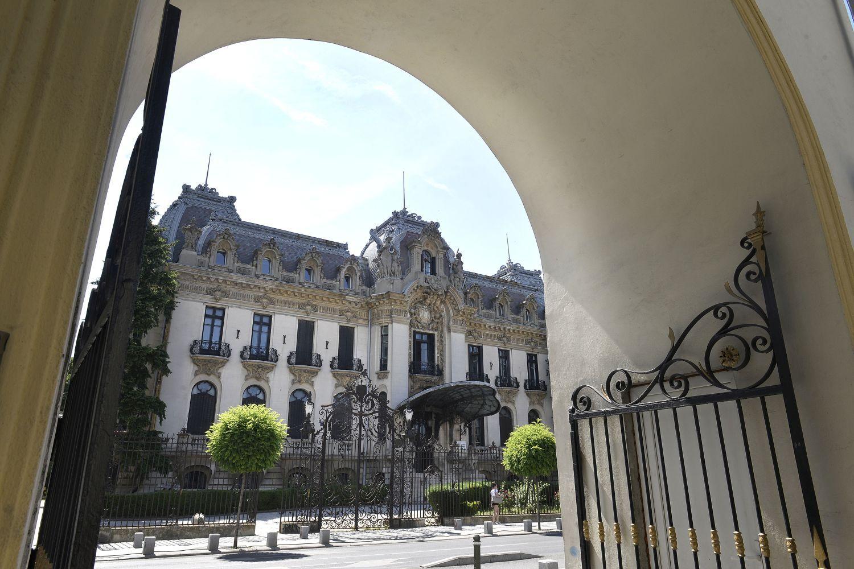 Muzeul Naţional George Enescu (Palatul Cantacuzino)