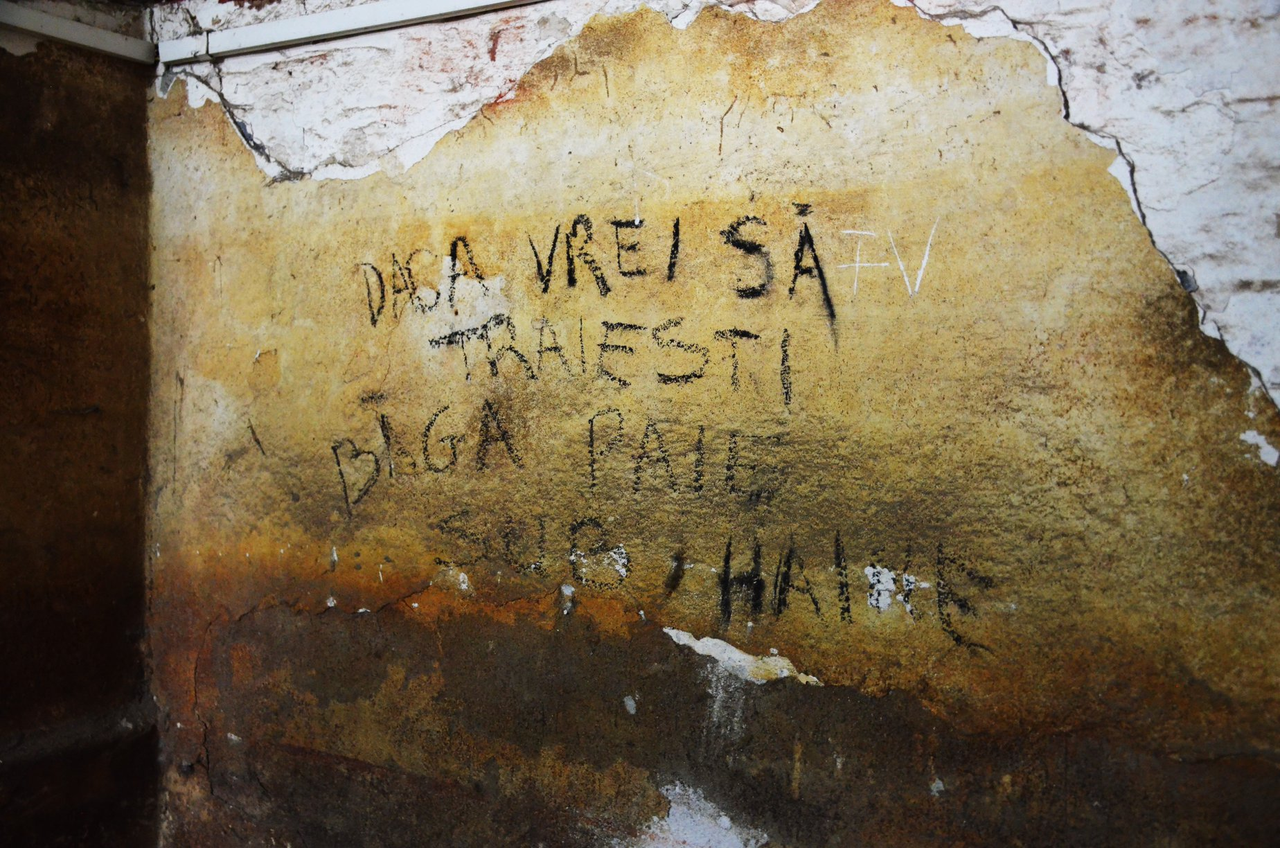 Închisoarea comunistă Fortul 13 Jilava