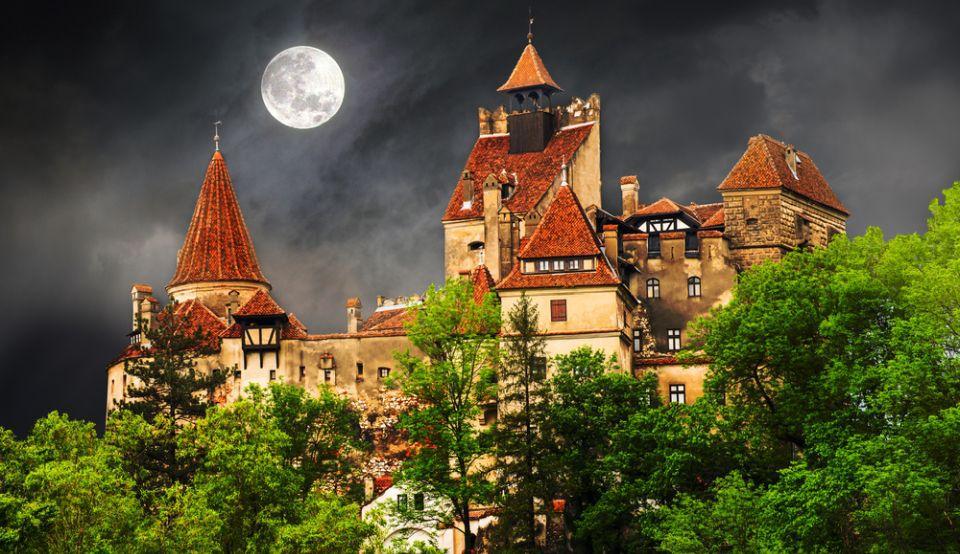 Castelul Bran, în imagini