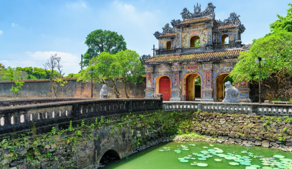 Hue, singurul oraş interzis de pe teritoriul Vietnamului