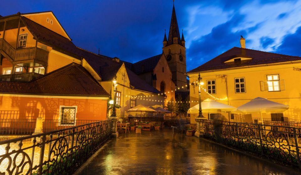 Imagini din Sibiu
